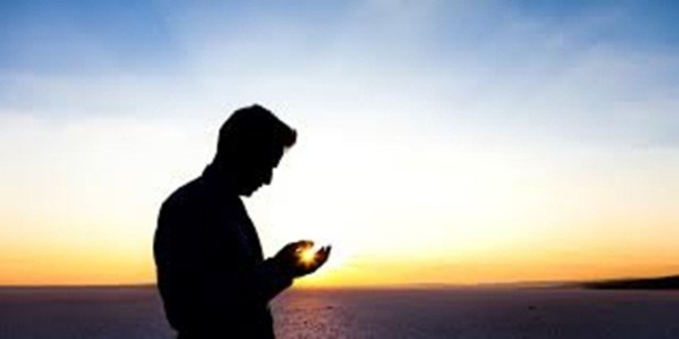 Doa orang muslim